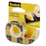 Dispenser Scotch + double-sided adhesive tape