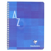 Index spiral binding Clairefontaine Metric 17x22 cm 100 pages