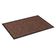 Notrax door-mat, lines, 60x90cm, brown