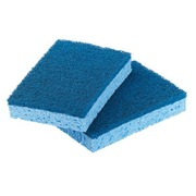 Pack 10 blue sponges Scotch Brite