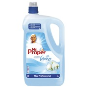 Can of 5 l Mr Proper cotton flower