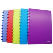 Notebook Atoma format A4 5x5 - 72 sheets
