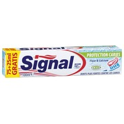 Tooth paste Signal
