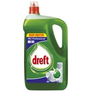 Bottle of 5 L dishwashing Dreft