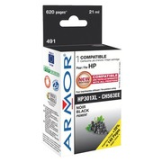 Cartridge Armor compatible HP 301XL black
