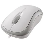Microsoft Ready Mouse - mouse - USB - white