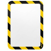 Magnetic sleeves safety A4 TARIFOLD yellow - Set of 2