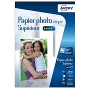 Avery Photo Paper Glossy Finish 10 x 15 cm 230 g - 50 Sheets
