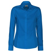 Printer Point Lady Shirt Blue XS