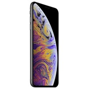 Apple iPhone Xs Max - silver - 4G LTE, LTE Advanced - 256 GB - GSM - smartphone