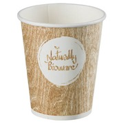 Cup 'Bioware' compostable in disposable cardboard 15 cl - box of 400 pieces
