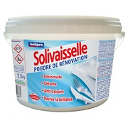 Cleaning powder Solivaisselle - bucket of 2,5 kg