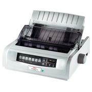 OKI Microline 5520eco - printer - monochrome - dot-matrix