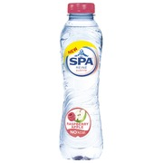 Spa reine subtile raspberry apple - pak 24 flessen 50cl