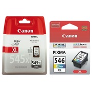 Big pack inkjet Canon high capacity PG545XL+ CL546XL