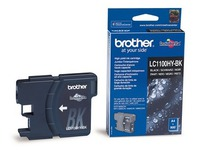 Cartridge Brother LC1100 zwart HYBK