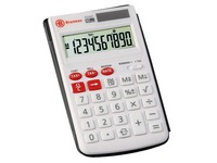 Pocket calculator 10 numbers