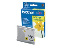 LC970Y BROTHER DCP135C TINTE YELLOW