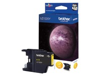 Brother LC1220Y - geel - origineel - inktcartridge (LC-1220Y)