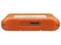 LaCie Rugged Mini - vaste schijf - 2 TB - USB 3.0