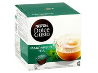 Tea Marrakech mint with sugar capsules for Dolce Gusto - Box of 16