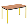 Multi-use eco table 120 x 60 cm teak